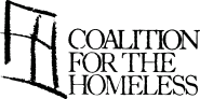 Logo image of the Coalition for the Homeless